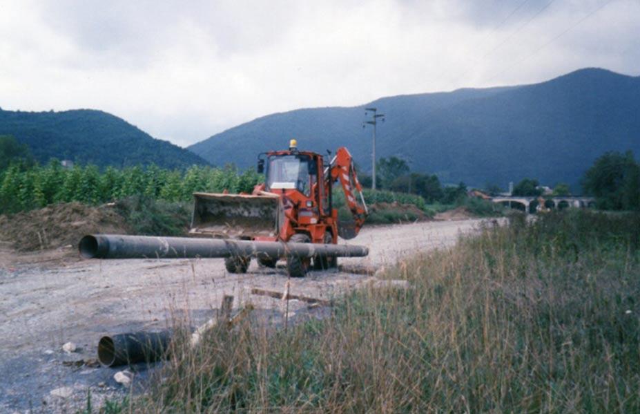 LUSARDI – Gasdotto